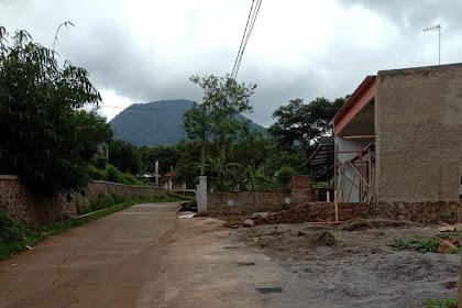 tanah kavling pinggir jalan dekat pesantren Darul Quran Kota Bandung