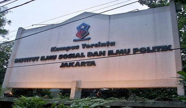 PENERIMAAN CALON MAHASISWA BARU (IISIP)  INSTITUT ILMU SOSIAL DAN ILMU POLITIK JAKARTA