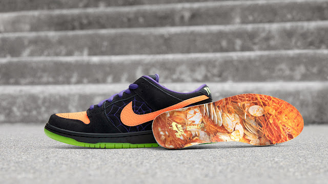 Nike SB Dunk Low Night of Mischief Insole