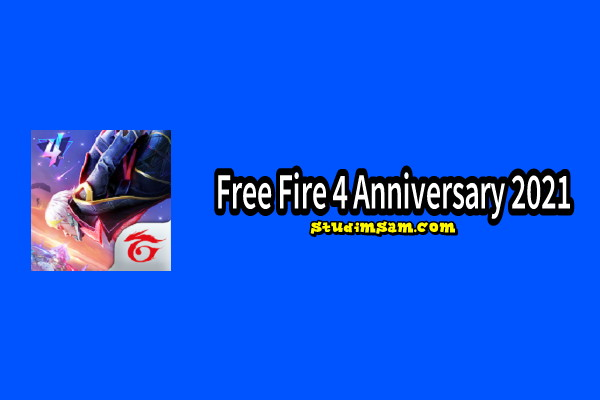 download free fire 4 anniversary 2021