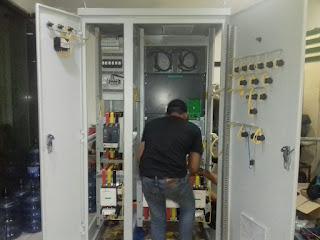 melayanni pembuatan panel listrik