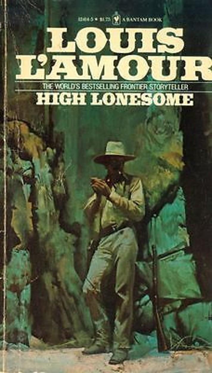 Rough Edges: Forgotten Heist Novels: High Lonesome - Louis