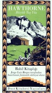 Babil Kitaplığı 17 - Hawthorne - Büyük Taş Yüzük