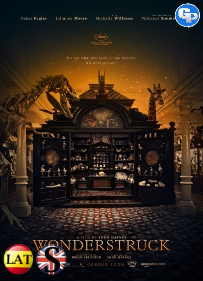 Wonderstruck: El Museo de las Maravillas (2017) HD 1080P LATINO/INGLES