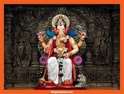 Ganpati Bappa Images Hd Wallpapers