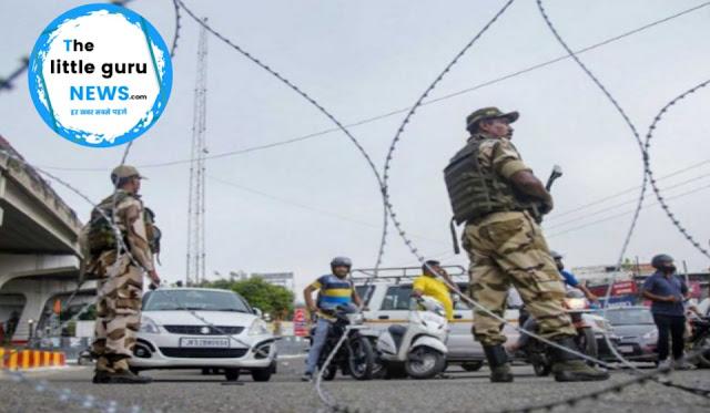 जम्मू-कश्मीर के नौगाम में पुलिस पार्टी पर आतंकी हमला, दो जवान शहीद