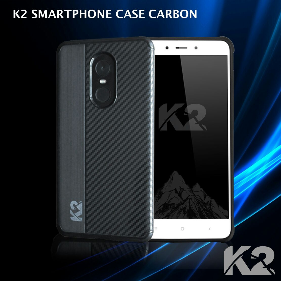 SHINING CARBON CASE K2 OPPO A39 F3 INDO SAMSUNG J1 ACE