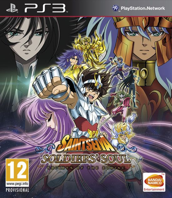 Saint.Seiya.Soldiers.Soul.PS3 DUPLEX - Saint Seiya Soldiers Soul PS3 DUPLEX