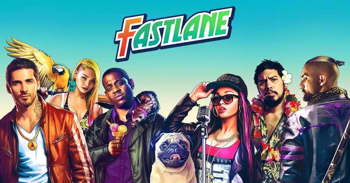 تحميل لعبة fastlane road to revenge مهكرة اخر اصدار