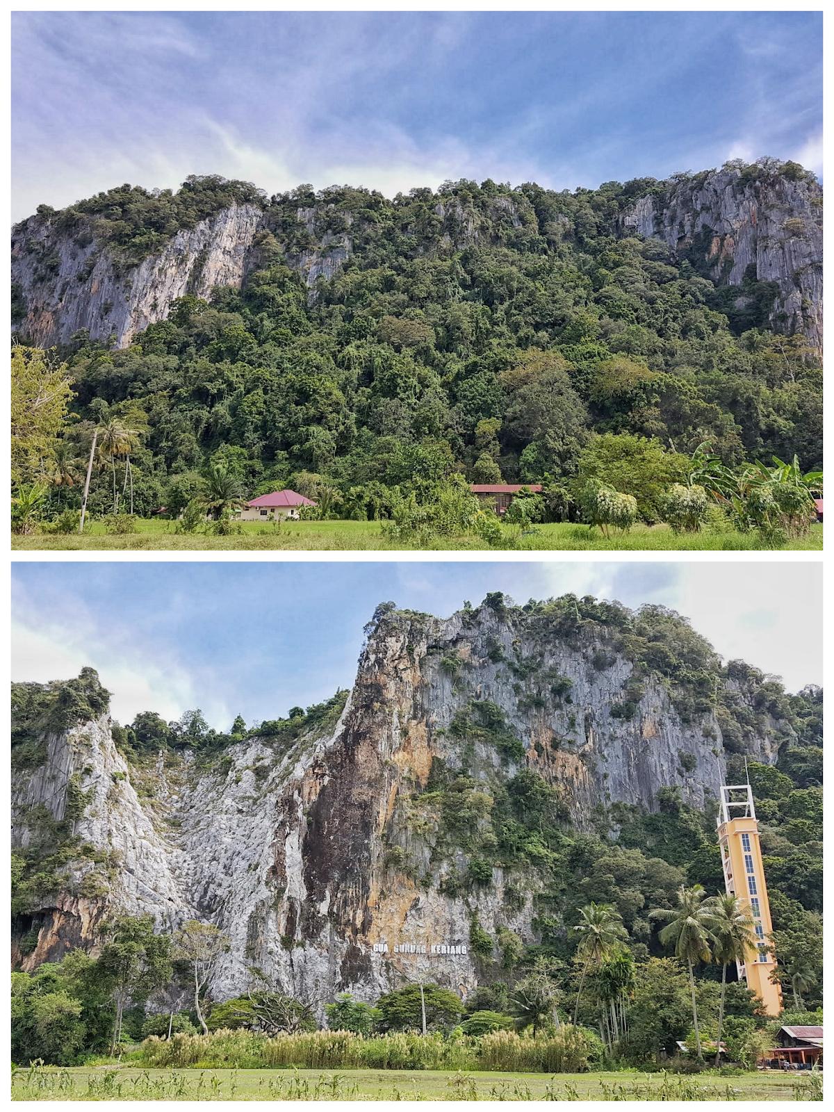 Gua Gunung Keriang, Kedah