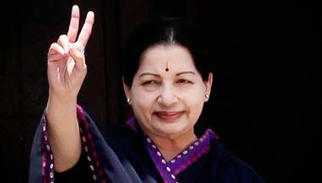 Jayalalitha slapped with 4 year jail term, Rs 100 crore