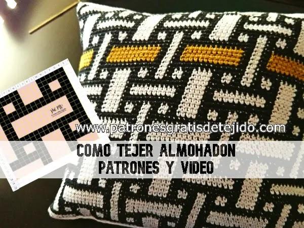 como-tejer-almohadon-tapestry
