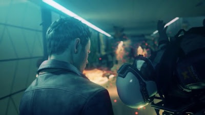 Quantum Break (Game) -  'Come As You Are' TV Ad / Cinematic (Teaser) Trailer - Screenshot