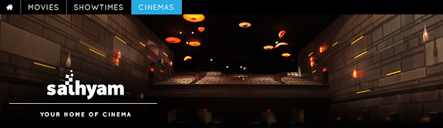 Sathyam Cinemas - quality at affordable price!