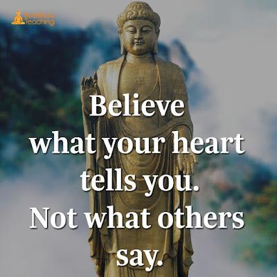 Believe Oriented Quotes