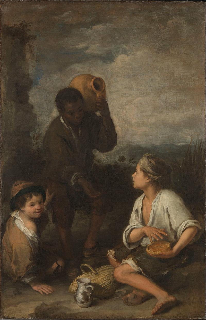 Three Boys, c. 1660