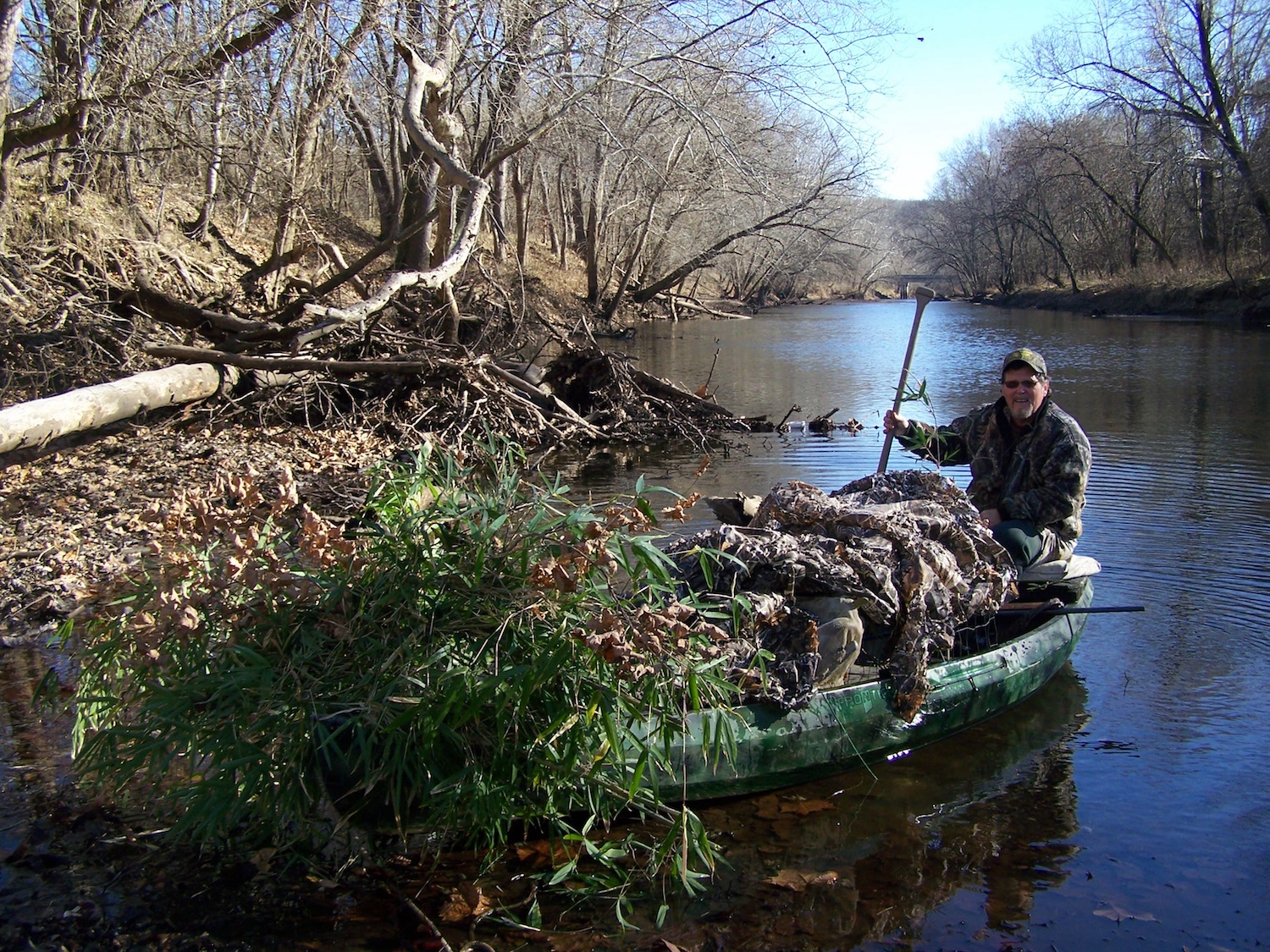 watch blind duck canoe blinds camouflage youtube