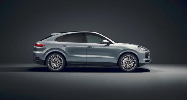 Porsche Luncurkan Varian Cayenne S Coupe Berkecepatan 263 KM/Jam