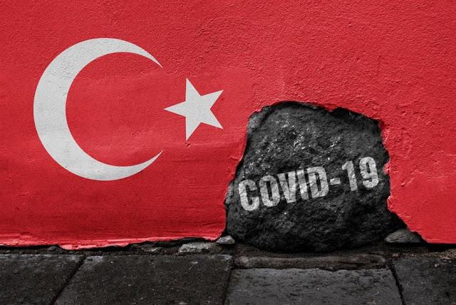 Τουρκία - Κορωναϊός: Σταθερή αύξηση καταγράφουν τα κρούσματα
