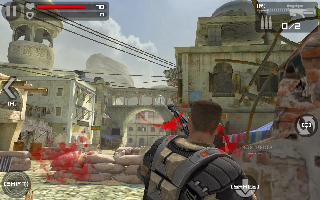frontline commando d-day android mod