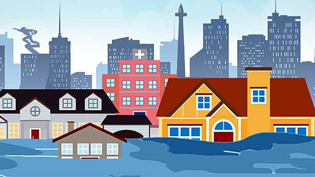 Jakarta Diganjar Banjir (Lagi)
