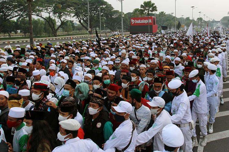 Resmi, Polisi Tetapkan Habib Sebagai Tersangka Kerumunan di Petamburan
