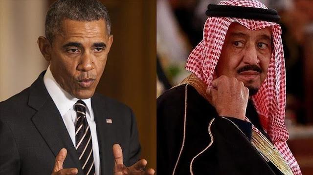 فاينانشيال تايمز: أمريكا تريد وضع يدها على أموال السعودية