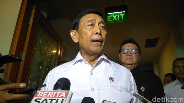 Wiranto Minta Aparat Cegah Massa Luar Daerah Datang ke Jakarta pada 22 Mei
