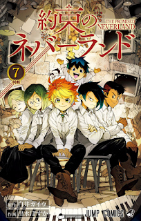 Yakusoku no Neverland Castellano