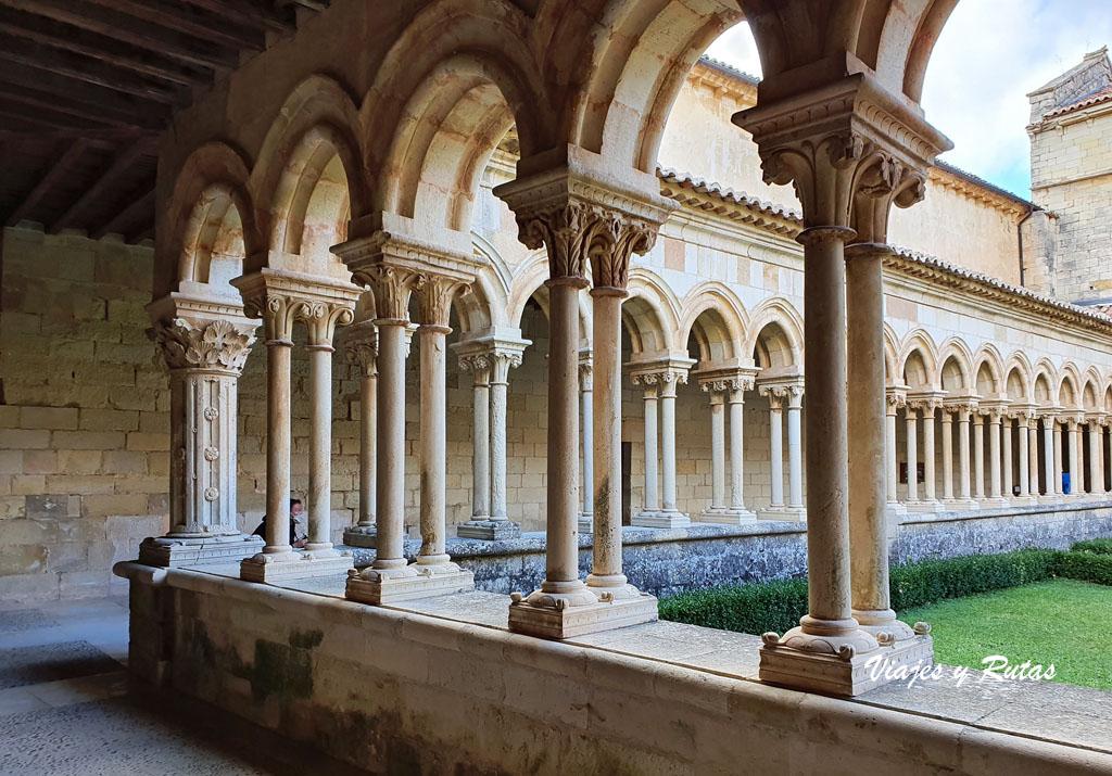 Claustro de San Miguel del Arroyo, Palencia
