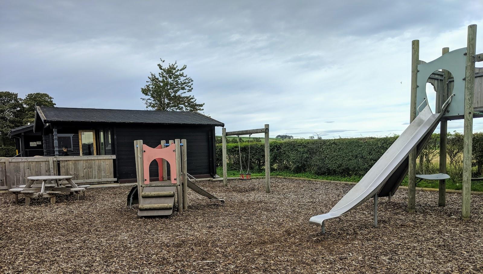 Fontburn Reservoir | Family Walk & Play Park  - under 5s area