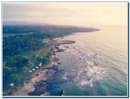 Pantai Jambu di Anyer