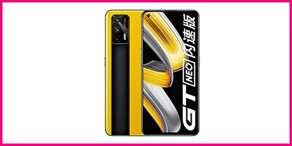 Cara Screenshot Realme GT Neo Flash