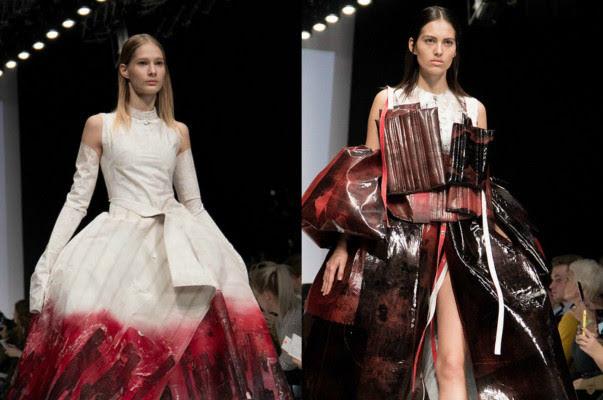 Presentan colección de moda con temática del genocidio armenio