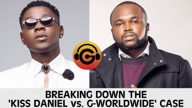 G-Worldwide Paid Kiss Daniel 30k Monthly For 2 Years + Forced Him To Perform A Day After He Lost His Dad