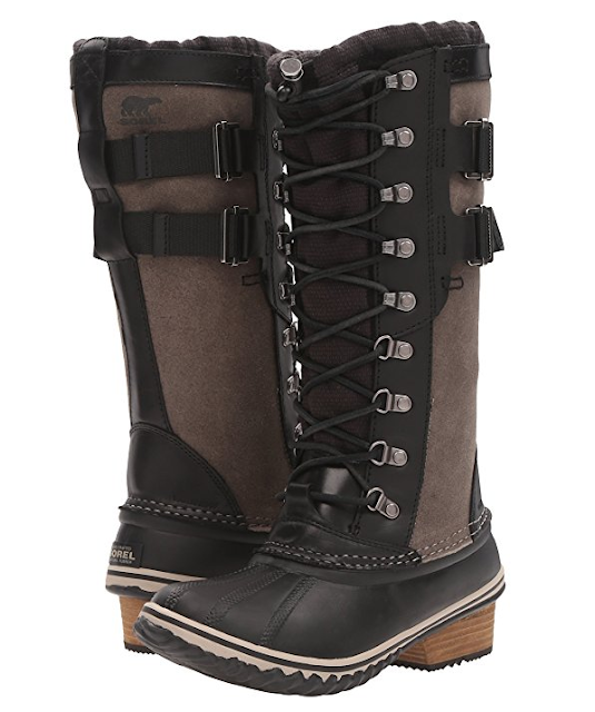 Amazon: Sorel Conquest Carly II Snow Boots only $101 (reg $225) + free shipping!