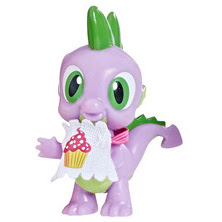 My Little Pony School of Friendship Collection Pack Spike Brushable Pony