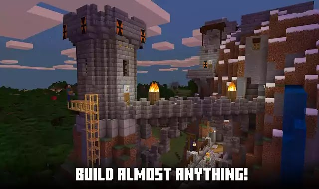 تحميل افضل لعبة البقاء علي قيد الحياة Minecraft – Pocket Edition مجانا وبرابط مباشر