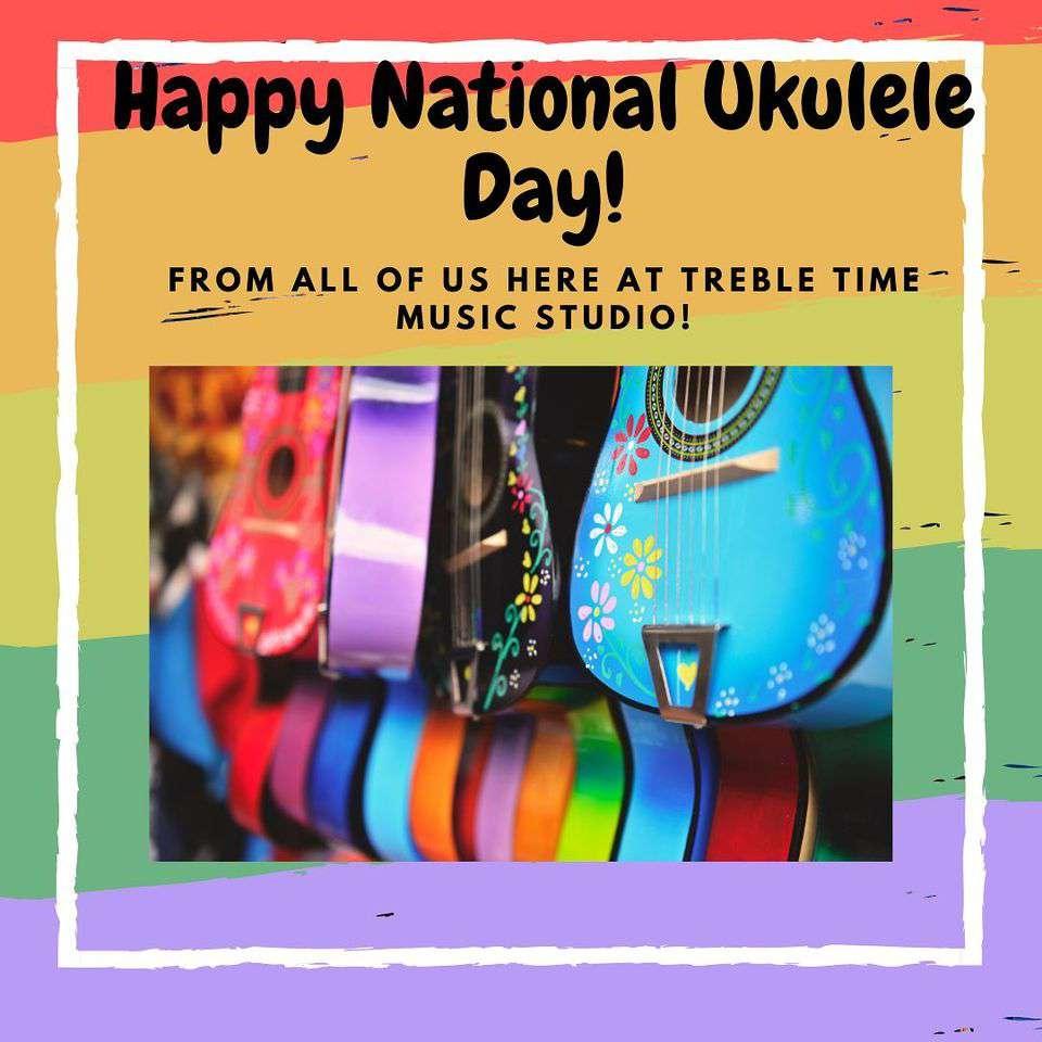 National Ukulele Day Wishes for Instagram