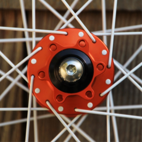 Cycle Monkey Wheel House Mtb Notubes Flow Rims On