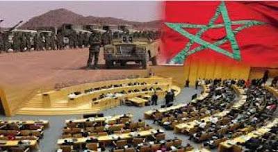 قضية الصحراء المغربية .. المغرب يسجل مجموعة نقاط في مرمى الخصوم8
