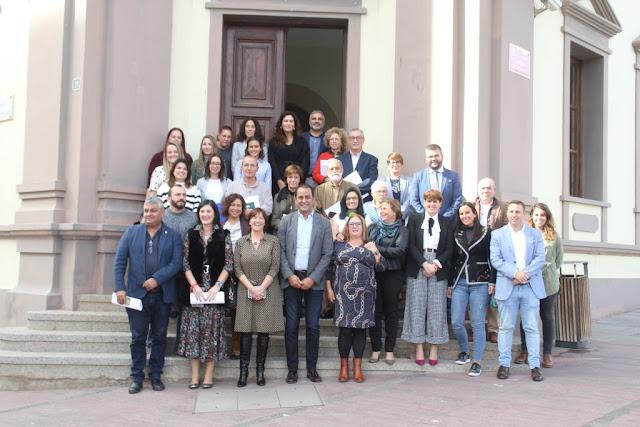 Radio%2BEcca%2Ben%2BFuerteventura.foto%2Bfamilia - Radio ECCA aumenta su actividad un 8 % en Fuerteventura y crece entre jóvenes y mujeres