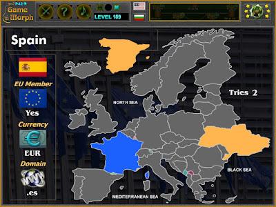 Europe Puzzle 2019