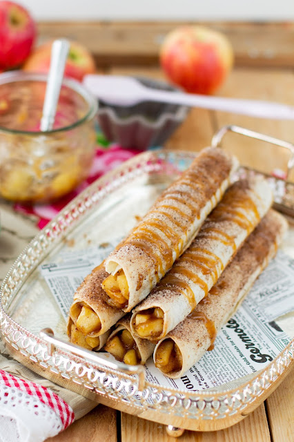 apple taquitos