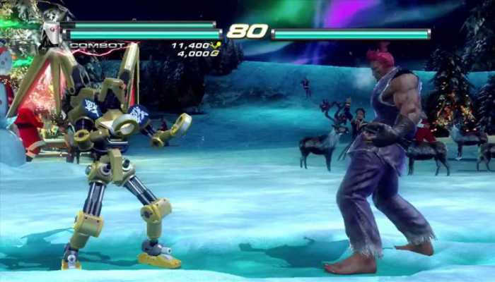 Tekken Tag Tournament 2 Free PC Game Download