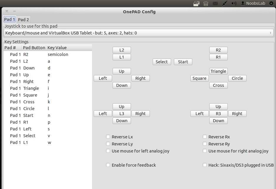 Install PS2 Emulator in Ubuntu 12 10/12 04/Linux Mint 14/13