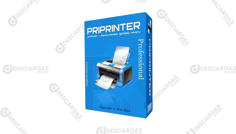 priPrinter Professional v6.6.0.2528, inspeccionar documentos y eliminar elementos innecesarios antes de imprimirlos