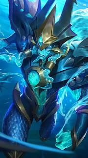 Alpha Sea Gladiator Heroes Fighter of Skins V2