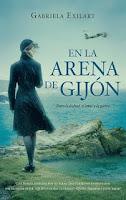 En la arena de Gijón, Gabriela Exilart
