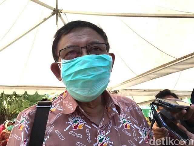 Ketua Pinere dr Sudarsono